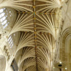 Magnificent vaulted roof