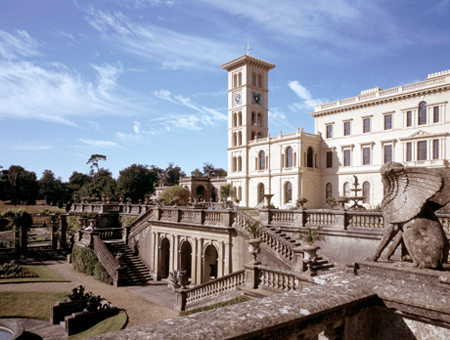 Day Trip to Osbourne House, Isle of Wight
